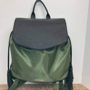 Rampage military green backpack